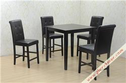 ASTER BAR SET (1+4) (MDF TOP)